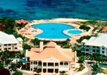 Hôtel Saint-Francois - Plage+piscine Anse des Rochers-1