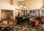 Hôtel Cedar Rapids - Hampton Inn & Suites Cedar Rapids-1