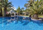 Location vacances Santa Eulària des Riu - Can Codolar Villa Sleeps 12 Pool Air Con Wifi-2