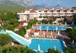Villages vacances Kemer - Garden Resort Bergamot-4
