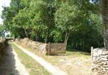 Location vacances Miers - House La cabane du causse du moulin-4