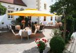 Hôtel Bayerisch Gmain - Schlosswirt Etting-3