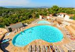 Camping avec Ambiance club Var - Camping Le Grand Calme-1