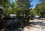 Camping avec Site nature Orgon - Camping La Vallée Heureuse-4