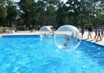 Camping Lanton - Camping Fontaine Vieille-1