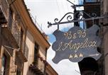 Hôtel Province dEnna - B&B L'Angelica-4