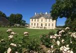 Hôtel Esquay-sur-Seulles - Château de la Ferrière-1