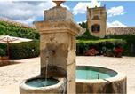 Location vacances  Province de Caltanissetta - Casa Colombaia, Masseria Floresta-1