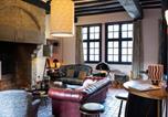 Hôtel Saint-Grégoire - Marnie et Mister H-4