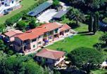 Hôtel Campo nell'Elba - Villa Cecilia - Appartamenti-1