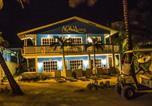 Hôtel Belize - Aquavista Beachfront Suites-3