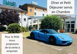 Hôtel Sarthe - Brit Hotel Le Cottage Le Mans Sud-1