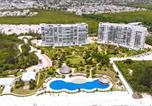 Location vacances Isla Mujeres - Tropical Beachfront 1bdr-2