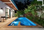 Location vacances Chalong - Modern 3br Boutique Pool Villa by Intira Villas-3