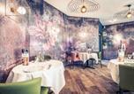 Hôtel 4 étoiles Levernois - Mercure Bourg En Bresse-1