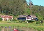 Hôtel Wiesenttal - Café Pension Krems-3