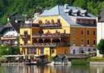 Hôtel Paysage culturel de Hallstatt-Dachstein - Salzkammergut - Seehotel Grüner Baum