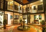 Location vacances Bogotá - Casa Aranjuez-1
