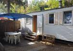 Location vacances Mandelieu-la-Napoule - Mobil-home 6 couchages à Mandelieu-1