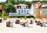 Location vacances Heringsdorf - Villa Regina Maris Fewo Lachmöwe 70 m zum Strand-1