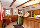 Hôtel Münsing - Metzgerei Gasthof Oberhauser - Hotel zur Post-2