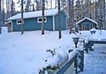 Location vacances Suomussalmi - Auringonnousu Cottage-3