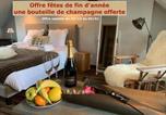 Location vacances Vieille ville de Honfleur - Chambres Houdaille-1