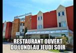 Hôtel Sausset-les-Pins - Hôtel The Originals Marseille Aéroport-1