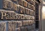 Hôtel Ladrillar - Palacio Carvajal Girón-4