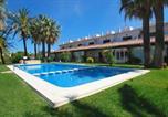 Location vacances  Alicante - Bungalow Dúplex Atalaya Park-2