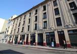 Location vacances  Uruguay - Apartamento en edificio histórico-1