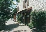 Hôtel Saint-Antoine-de-Breuilh - Hôtel Restaurant l'Escapade-2