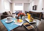 Hôtel Campinas - Noumi Plaza Hotel-3