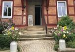 Location vacances Ronshausen - Altes Pfarrhaus Neustädt-4