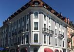 Hôtel Divonne-les-Bains - Hôtel des Alpes-1
