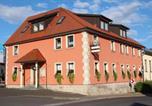 Hôtel Haßfurt - Landgasthof zum Hirschen-1