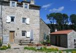 Location vacances Saugues - Holiday in a gite in Lozre in a pretty corner of Margeride-1