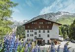 Hôtel Savognin - Hotel Alpensonne - Panoramazimmer & Restaurant-1