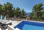 Location vacances Brela - One-Bedroom Apartment in Brela-1