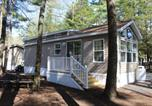 Villages vacances Ogunquit - Moody Beach Camping Resort Loft Park Model 12-1