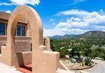 Location vacances Albuquerque - New Listing! Luxurious Mountain Retreat On 5 Acres Home-1