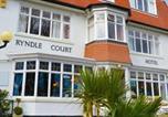 Hôtel Scarborough - Ryndle Court Hotel-1