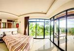 Location vacances Ko Lanta Yai - Huge Seaview Pool - Mountain House 4 bedrooms, Koh Lanta-3