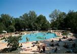 Camping avec Ambiance club Vaucluse - Camping du Pont d'Avignon-1