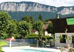 Camping avec Piscine Autrans - Camping L'Arc-en-Ciel-4
