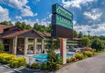 Hôtel Pigeon Forge - Evergreen Smoky Mountain Lodge & Convention Center-1