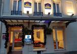 Hôtel Paris - Palais Omnisport de Paris Bercy - Best Western Aurore-3