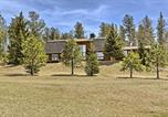 Location vacances Hill City - Private Cabin with Wraparound Deck and Amazing Views!-2