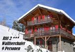 Location vacances Saas-Fee - Apartment Chalet Riti Ii-1