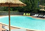 Camping avec WIFI Labeaume - Camping Saint Amand-4